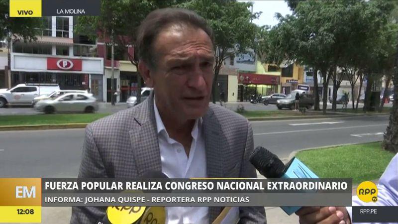 """Héctor Becerril consideró que el fallo de la Corte IDH es """"inaplicable""""."""