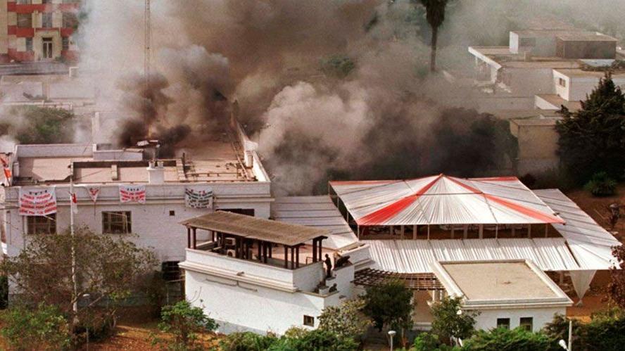 RPP realizó una cobertura continua de las crisis por la toma de rehenes.