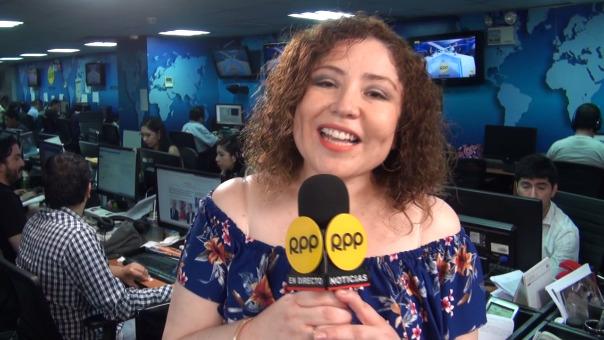 Giovana Castro reveló sus tres imitaciones favoritas.