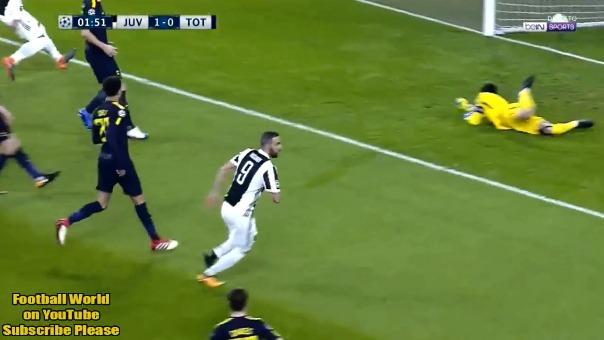 Juventus es el último finalista de la Champions League.