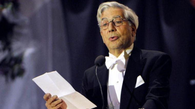 Así dio a conocer RPP la noticia de que Vargas Llosa había ganado el Nobel.