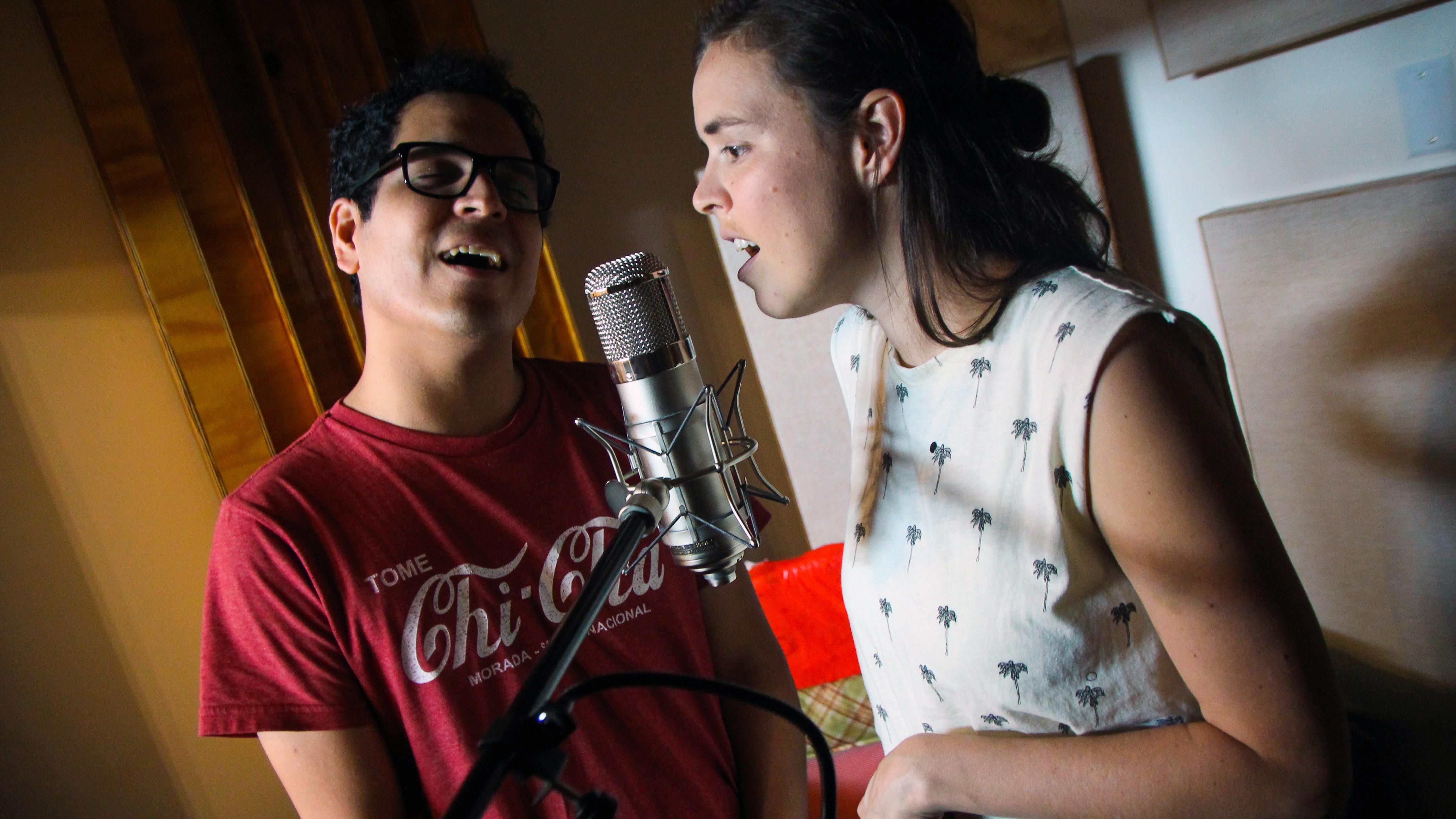 Alejandro Rivas y Maria Laura Bustamante ofrecerán un concierto esta noche por San Valentín. Las entradas ya están agotadas.