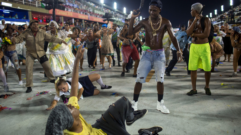 La edición de este año del Carnaval fue de las más politizadas.