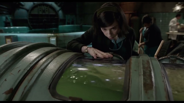 The Shape of Water se estrena en Perú el 22 de febrero.