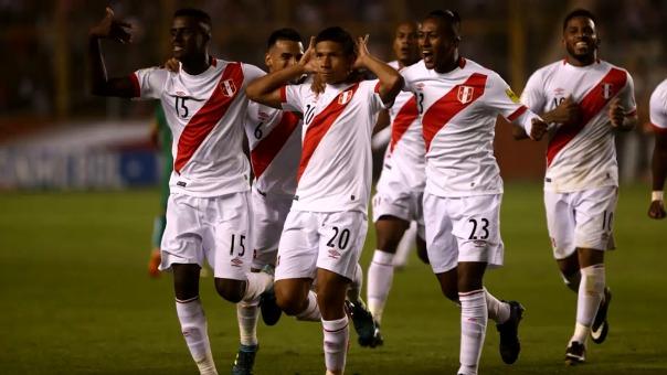 Perú jugará amistosos con Croacia, Islandia, Escocia y Suecia.