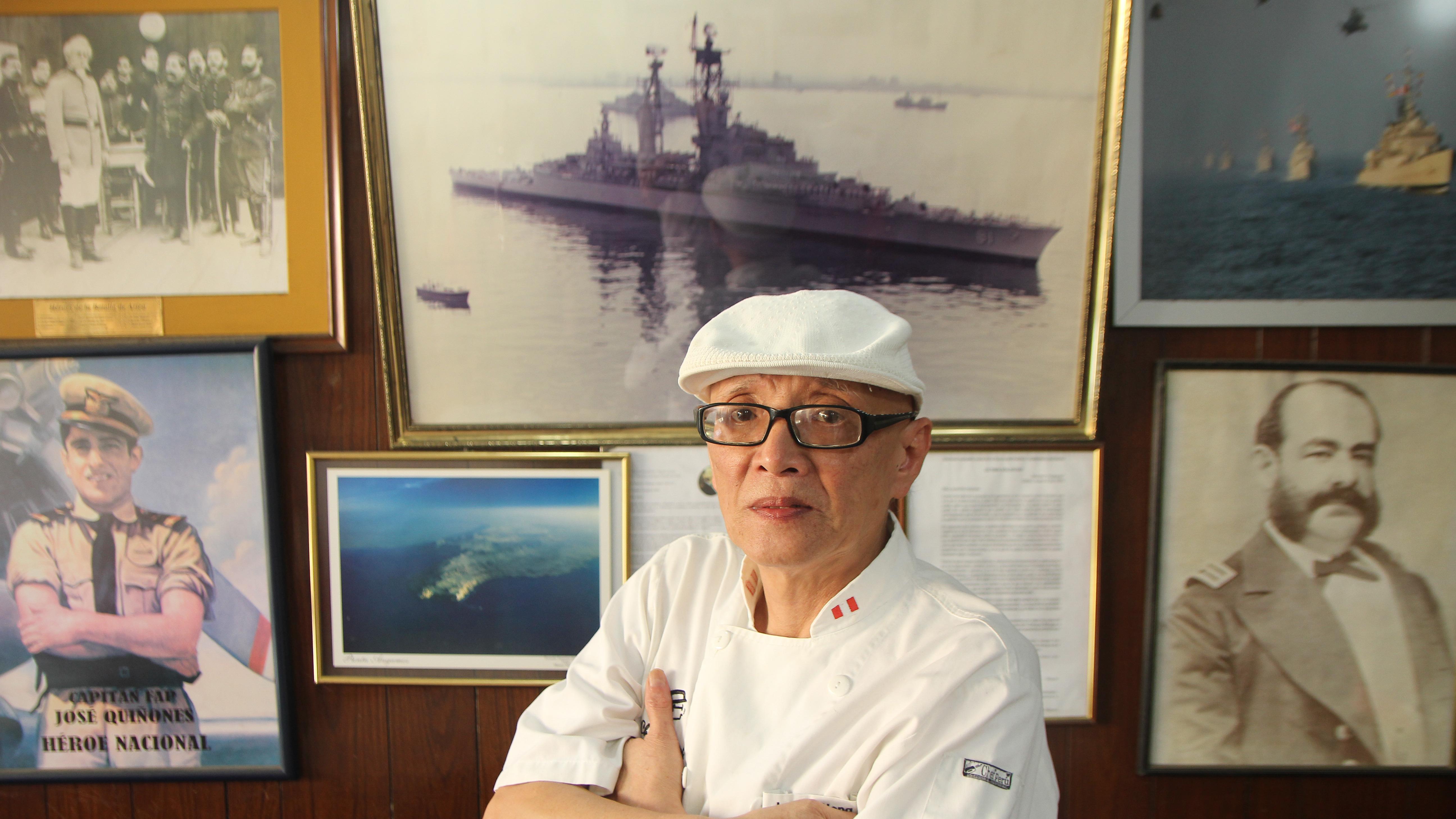 ¿Por qué Javier Wong no está orgulloso de su herencia china? El cebichero explica sus razones en esta nota.