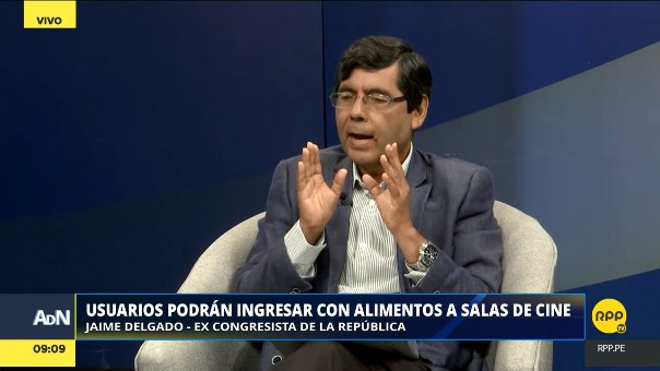 Jaime Delgado en Ampliación de Noticias.