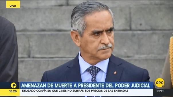 El presidente del Poder Judicial pidió investigar la muerte de un teniente gobernador en Lambayeque.