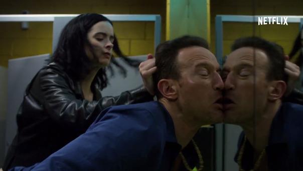Jessica Jones presenta su segunda temporada este 8 de marzo a través de Netflix.