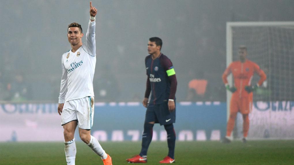 Cristiano Ronaldo abrió el camino de la victoria para el Real Madrid.