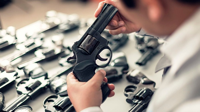 El Código Penal castiga con entre 6 y 15 años de cárcel la tenencia ilegal de armas