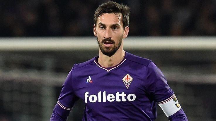 El capitán de la Fiorentina fue hallado muerto en su habitación del hotel donde concentraba su equipo.