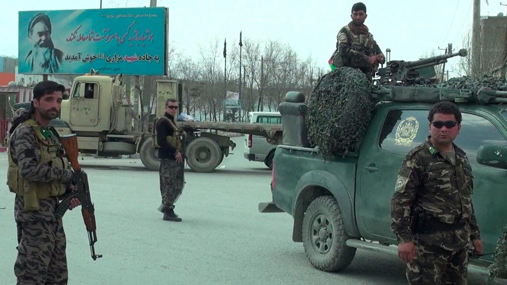 Un atacante suicida se hizo explotar en una zona chiíta de Afganistán este viernes.