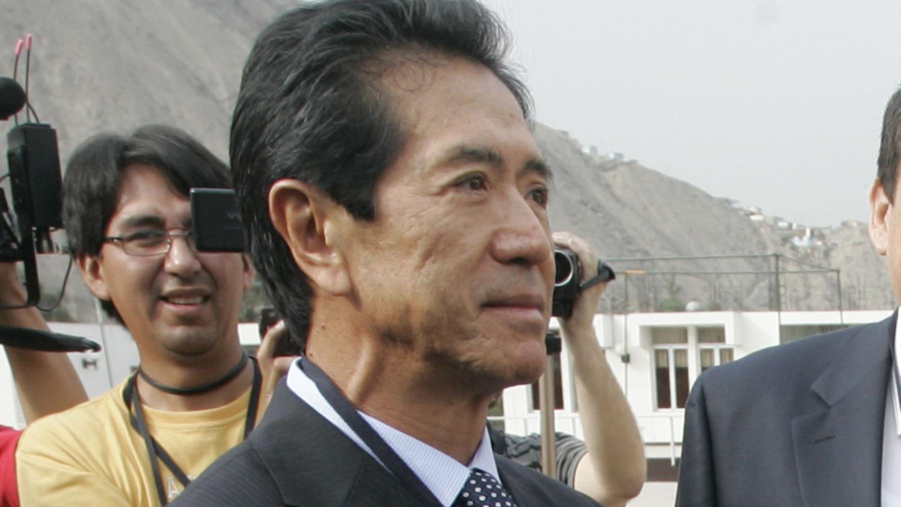 La casa del ex ministro de Transportes del Gobierno de Alberto Fujimori fue allanada este martes.