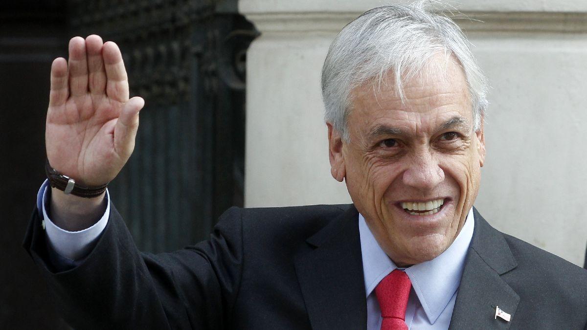 Piñera comenzó a recibir este sábado a los mandatarios y figuras que llegaron a Chile para su toma de mando, entre ellos PPK.