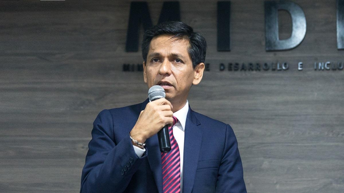 El ministro acusó al Congreso de romper el equilibrio de poderes.