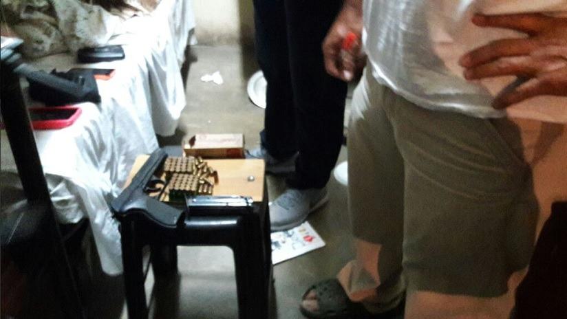 En su estructura criminal había testaferros, autoridades campesinas y un brazo armado.