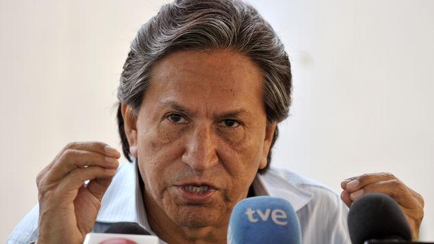 El expresidente Alejandro Toledo gobernó el país entre 2001 y 2006.