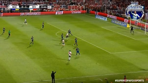 River Plate curó muchas heridas ganando la Supercopa de Argentina.