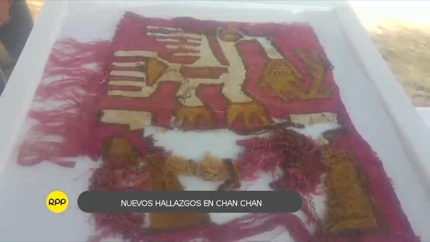 Nuevos hallazgos en Chan Chan.