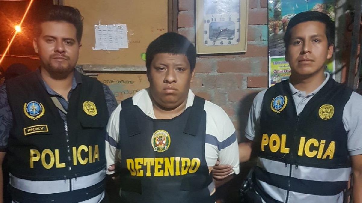 18 miembros de la organización Los Bolongos fueron capturados la madrugada de hoy en la provincia de Zarumilla en Tumbes.