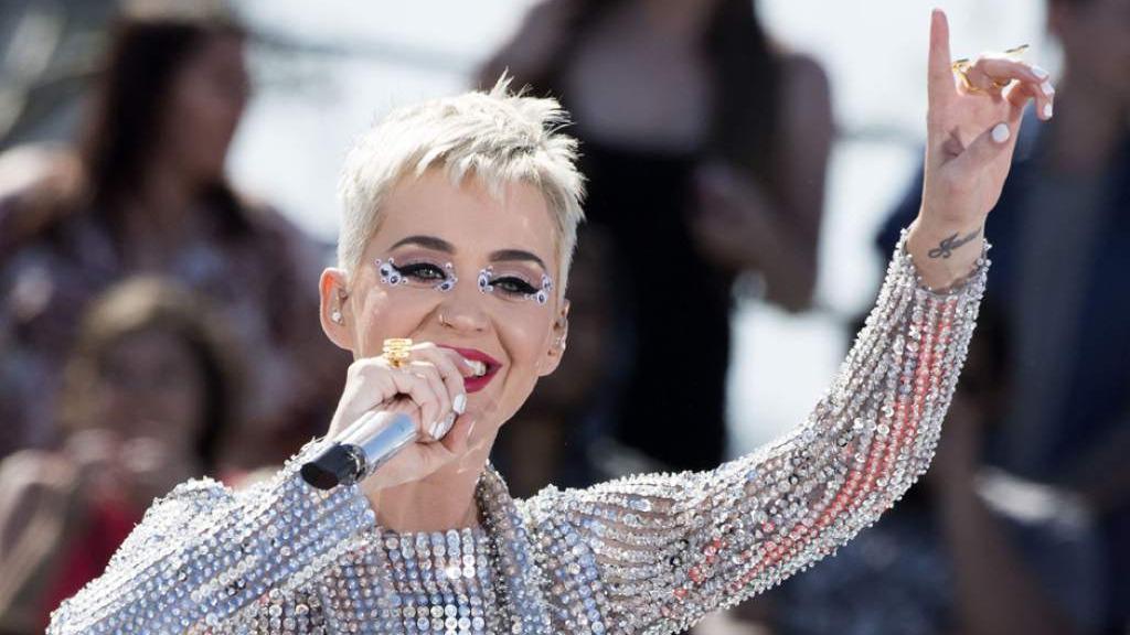 Así fue la presentación de Katy Perry en Argentina.
