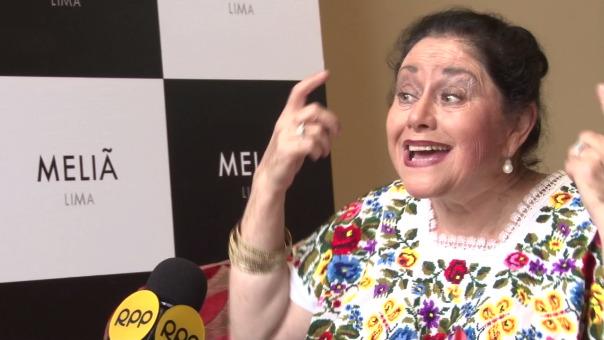 Angélica Aragón explica el éxito mexicano en Hollywood.