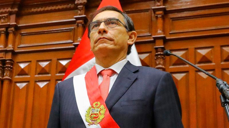 Martín Vizcarra dijo que renovará totalmente el Gabinete Ministerial luego de asumir la presidencia.