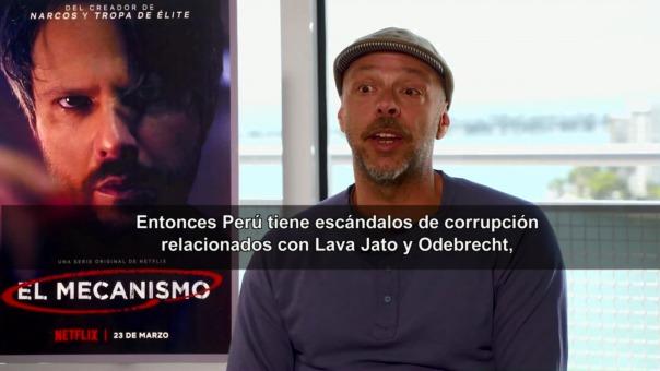 RPP Noticias conversó en exclusiva con José Padilha, el director de