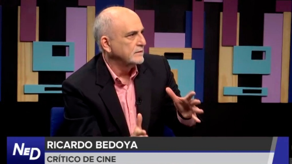 Ricardo Bedoya en el programa 'Nada Está Dicho' en RPP Noticias.