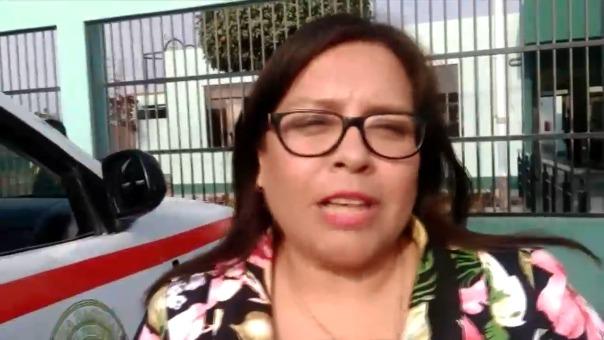Fiscal Karol Quiroz.