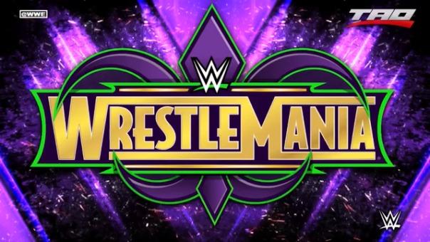 WrestleMania 34 será este domingo 8 de abril.