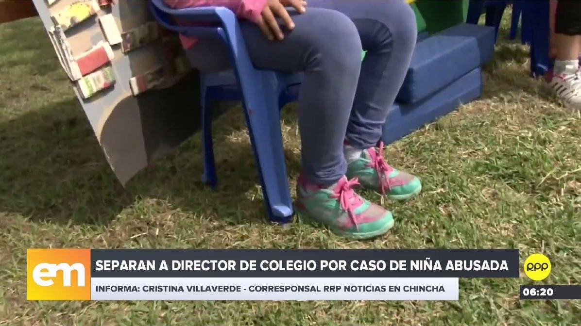 La madre de la menor denunció el caso este lunes en RPP Noticias.