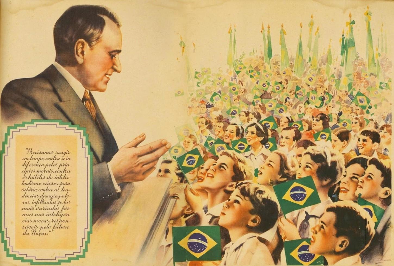 Getúlio Vargas se suicidó a los 72 años. Fue presidente primero como dictador entre 1930 y 1945. Luego fue electo en 1951.