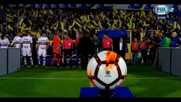 Para la vuelta, Sao Paulo debe ganar porque si Rosario Central empata con goles avanzará a la otra de la Copa Sudamericana.