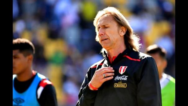 Ricardo Gareca clasificó a Perú al Mundial después de 36 años.
