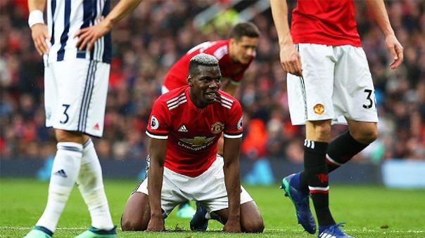 El equipo dirigido por José Mourinho no aprovechó su condición de local y cayó contra el West Bromwich.