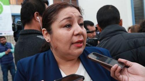 La directora regional de Educación de Lima Metropolitana, Killa Miranda, conversó con RPP sobre el estado de los colegios afectados por incendio.