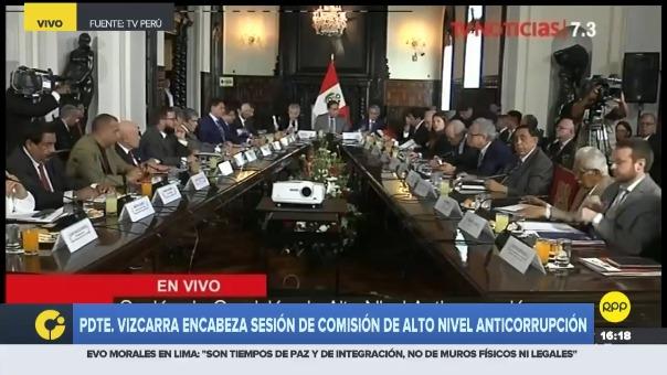 Duberlí Rodríguez es actualmente titular de la Comisión de Alto Nivel Anticorrupción (CAN).