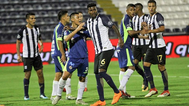 Alianza Lima visitará UTC en el Estadio Municipal Germán Contreras Jara.
