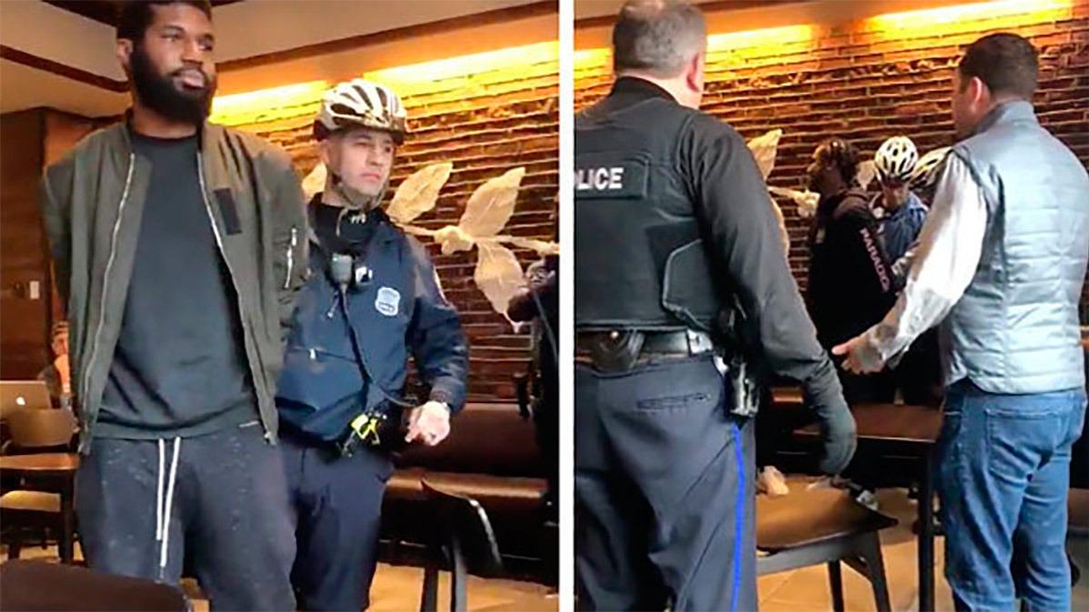 El video del arresto que se hizo viral.