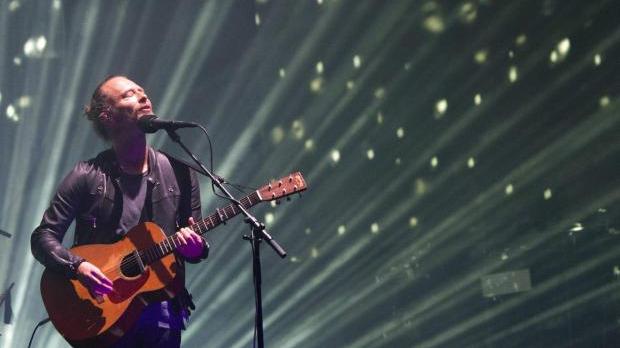 Radiohead se presenta este 17 de abril en el Estadio Nacional.