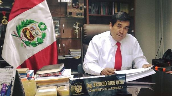 El congresista se encuentra en Cusco, según Montenegreo, en donde presentará una apelación a la sentencia.