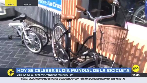 RPP Noticias visitó Bike House, tienda especializada en todo tipo de bicicletas.