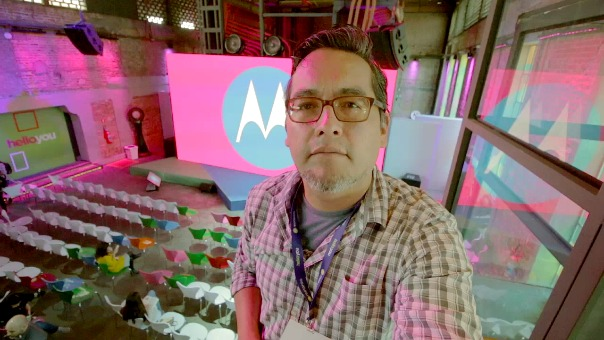 Jesús Veliz nos cuenta las novedades de Motorola desde Sao Paulo.