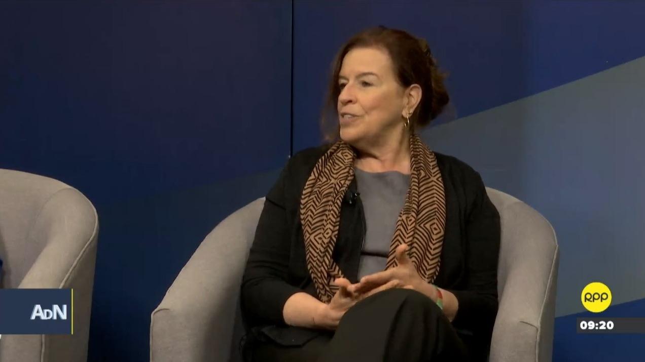 María Emma Mannarelli dio detalles sobre la nueva plataforma digital de la BNP en el programa