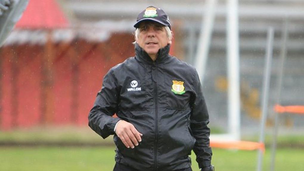 Marcelo Grioni dirige a Sport Huancayo desde este año.