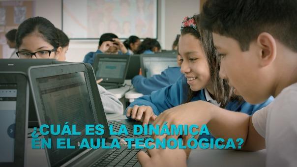 ¿Cuál es la dinámica en el aula tecnológica? ¿Cuál es el papel del docente en esta dinámica? ¿Qué tipos de alumnos estamos formando con la tecnología?