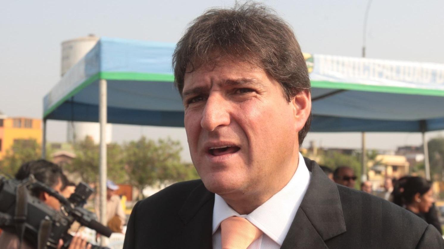 Juan Carlos Zurek, alcalde de La Molina, solicitó que los partidos en el estadio Monumental se realicen en privado.
