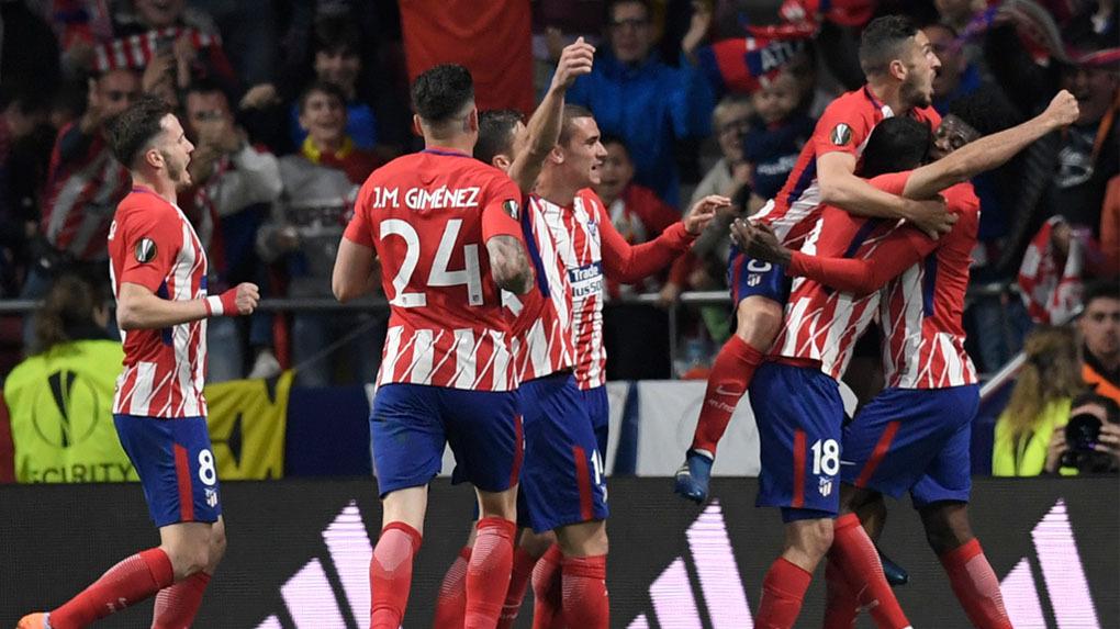 Atlético de Madrid vence por la mínima y estará en la final de Lyon.